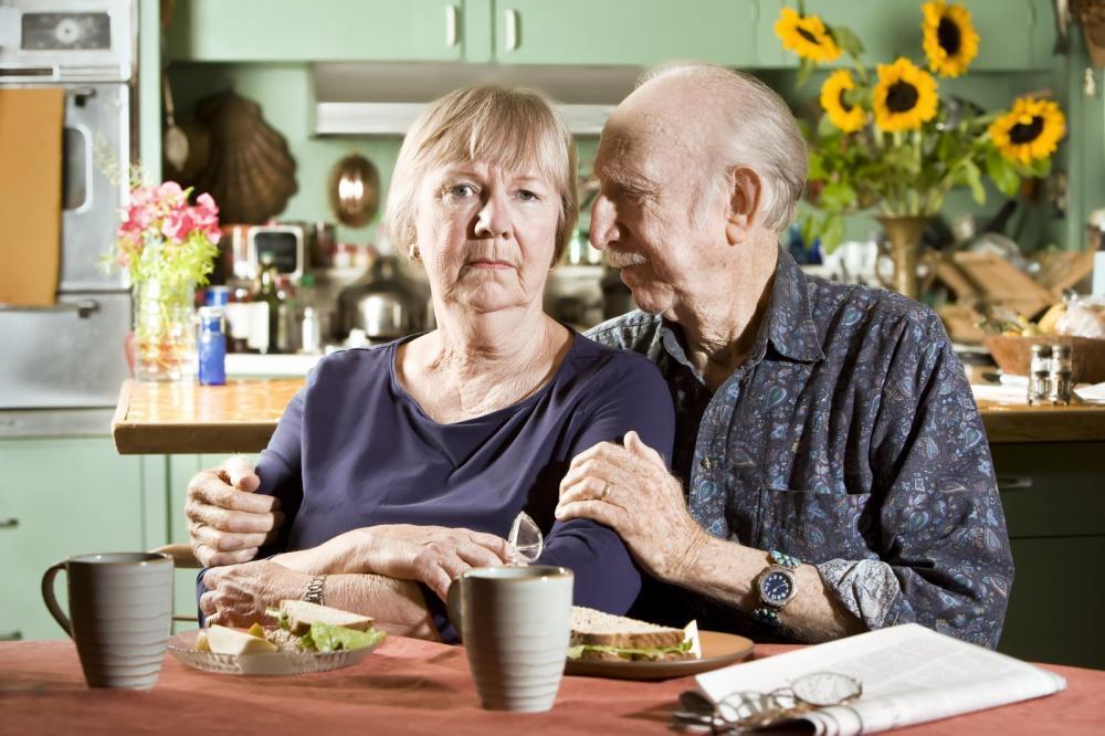 caregiver support aging parent