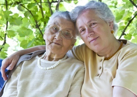 Caregiving is as good for the giver as it is for the recipient.