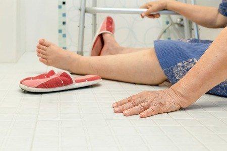 elderly falls