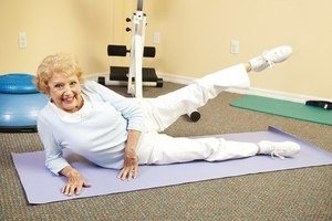 Yoga, Tai Chi and other activities can be your time to build strength and balance.