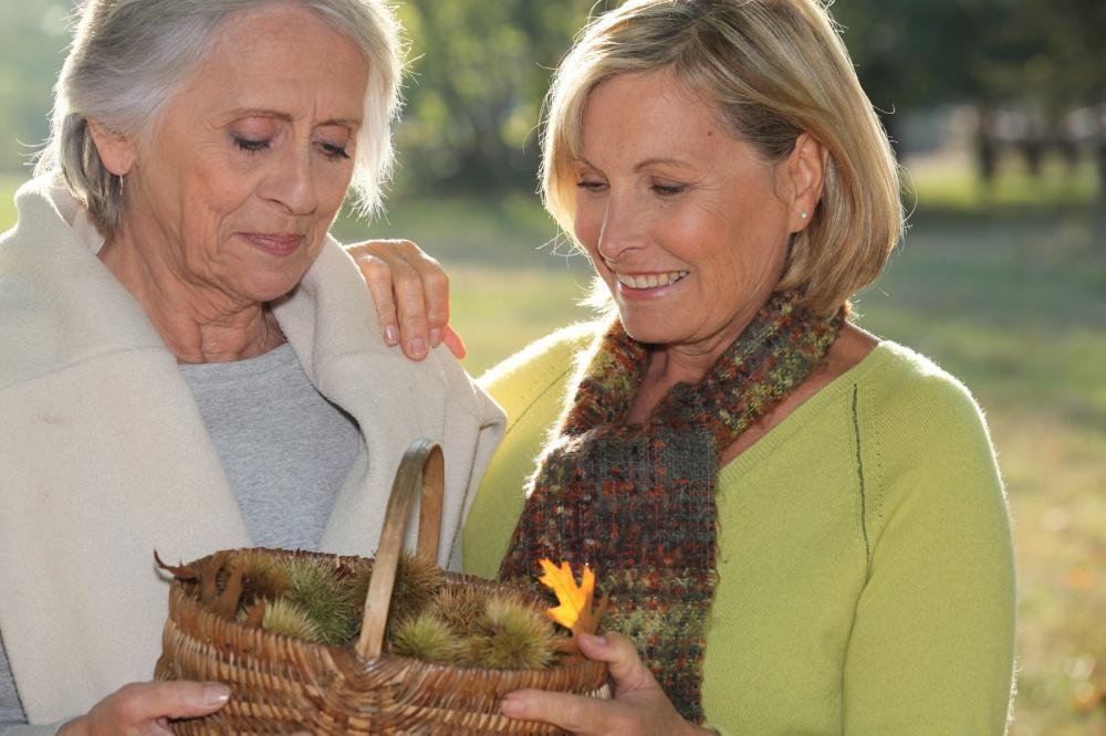 caregiver support for aging parents