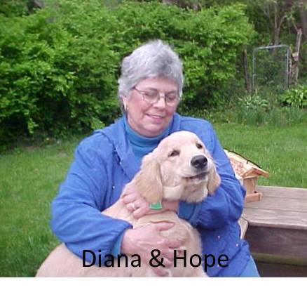Diana and Hope