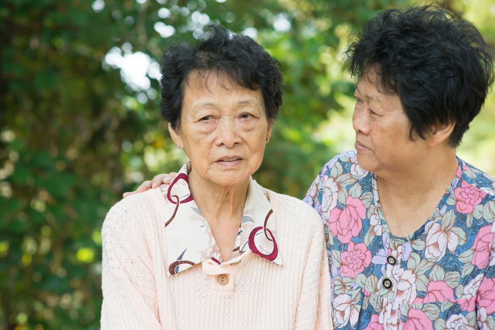 caregiver support for aging parents