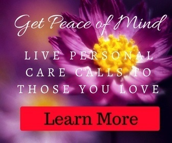 Get Peace of Mind ad