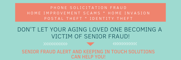 senior fraud services