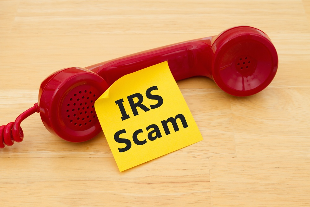 IRS Scam for Seniors